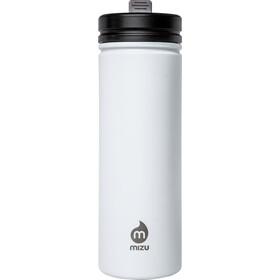 MIZU M9 Bottle with Straw Lid 900ml enduro white